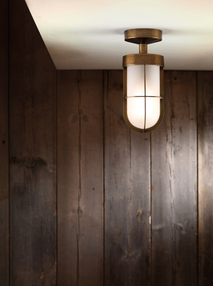 Cabin Wall | Antique Brass by Astro Lighting