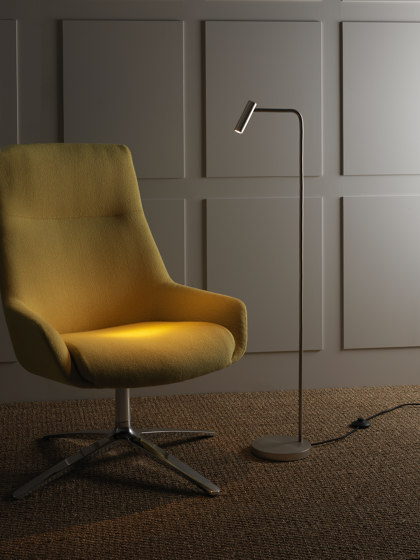 Enna Square Switched LED | Matt Black di Astro Lighting
