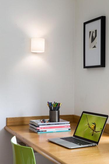 Luga   White Glass by Astro Lighting