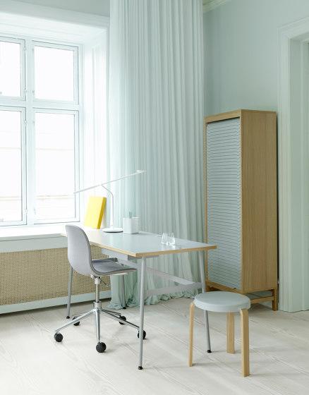 Flow lámpara de escritorio de Normann Copenhagen