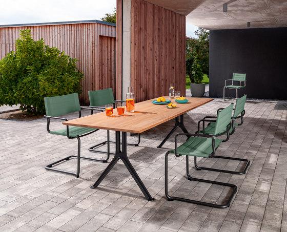 Sosta Table by Weishäupl