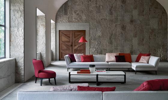 Mr. Wilde Sectional Sofa de Flexform Mood