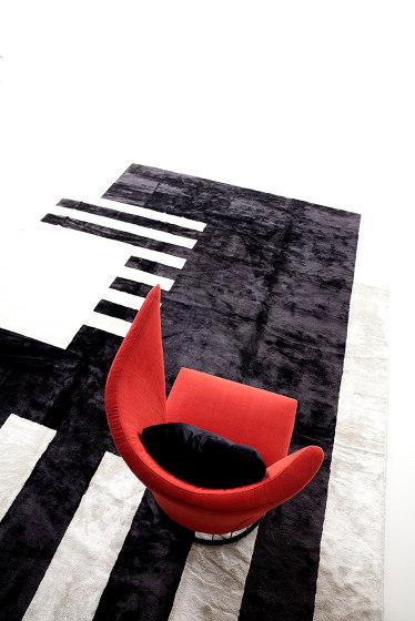 OP-ART rug by Erba Italia