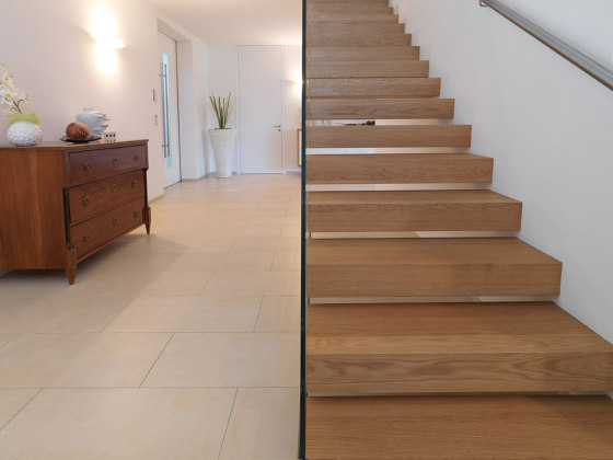 stair nosing + TYP D by Admonter Holzindustrie AG