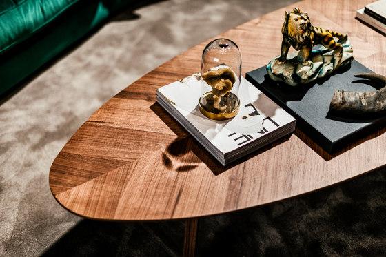 Milton coffee table de black tie