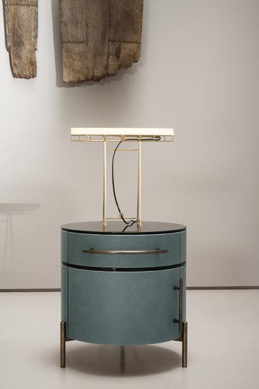 PLISSÉ Low cabinet by Baxter