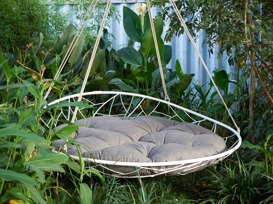 Big Basket Daybed on Base stand by Studio Stirling
