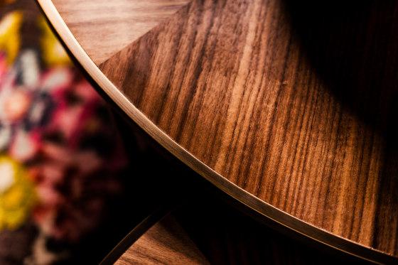 Samuel Side Table by black tie