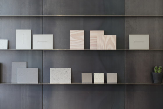 Metal Wall Panels Configuration 1 von Isomi