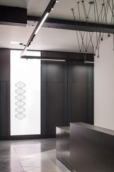 Metal Wall Panels Configuration 1 di Isomi