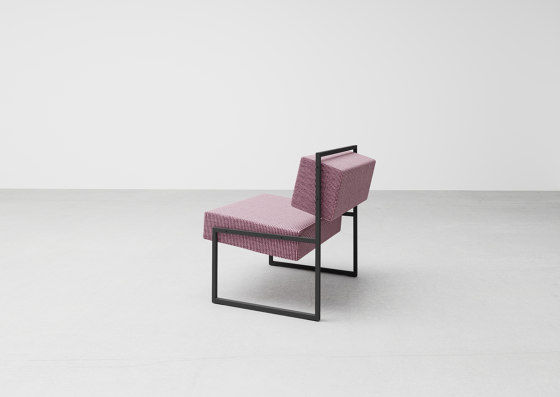Angle Easy Chair by Neil David