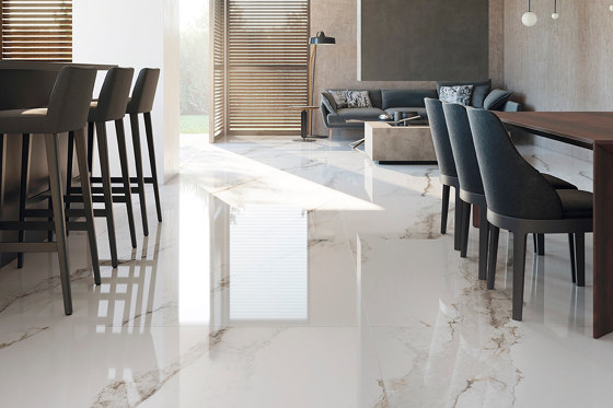 Larsen Super Blanco-Gris Natural by INALCO