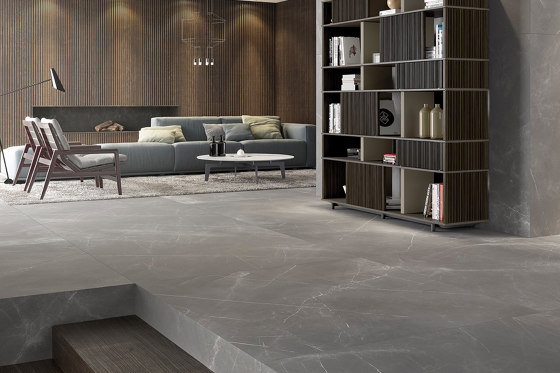 Storm Gris High-Gloss Polished de INALCO