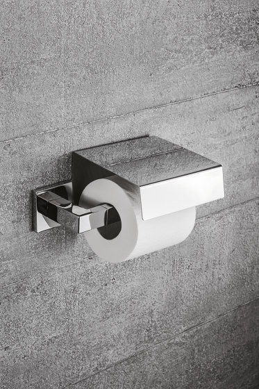 BasicQ | Irremovable soap dish holder by COLOMBO DESIGN