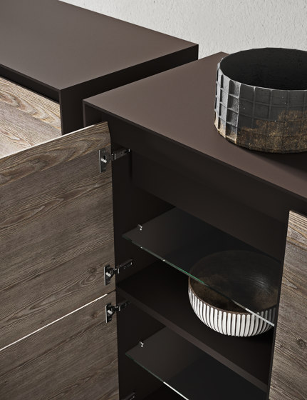 Neck sideboard by Presotto