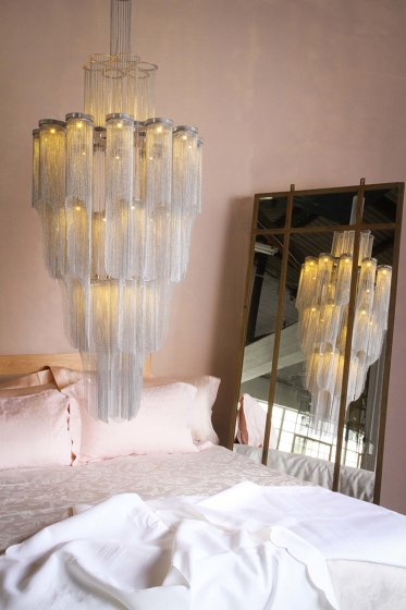 Windchime - 700 - suspended by Willowlamp
