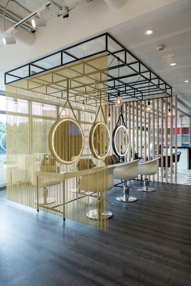 Space Divider BCN Screen Divider by Kriskadecor