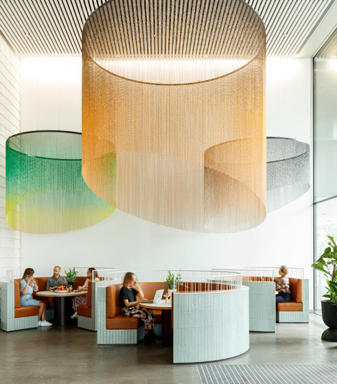 Ceiling Concentric Round by Kriskadecor