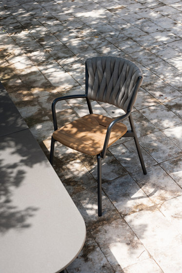 PIPER 122 comfort chair by Roda