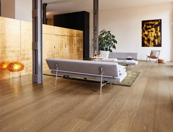 Master Edition Silverline Oak Flax by Bauwerk Parkett