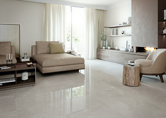 Atenea Natural Hemés by Grespania Ceramica