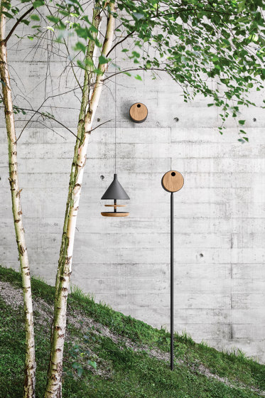 Deco Hanging Planter by Gloster Furniture GmbH