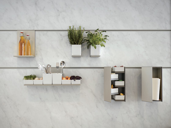 next125 cube Storage shelf by next125
