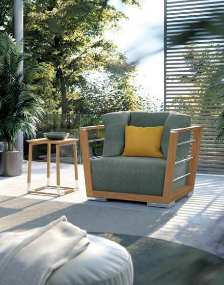 Embrace Armchair by Atmosphera