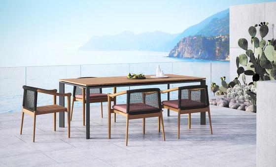 Magic Rectangular Table by Atmosphera