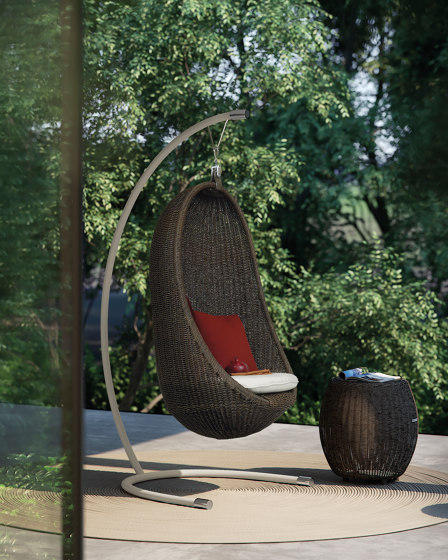 Nest Suspended Chair by Atmosphera