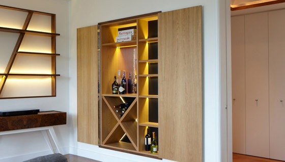 Hugh Drinks Cabinet de Ivar London