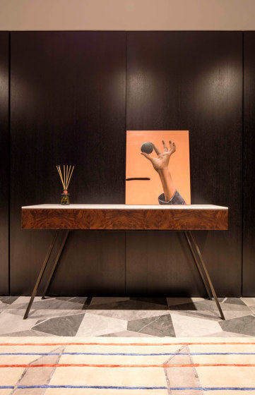 Alfred Console Table by Ivar London