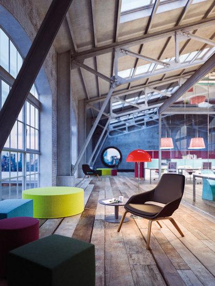 Captain Lounge de Sinetica Industries