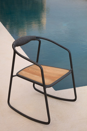 Duo Rocking chair von Manutti
