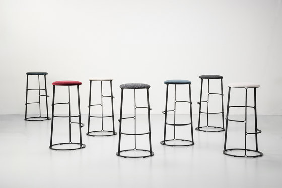 Barbry Stool by Fredericia Furniture
