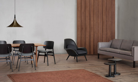 Mogensen Wing Chair by Fredericia Furniture