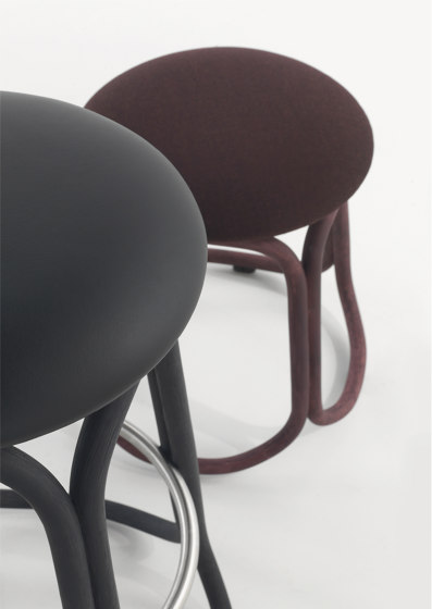 Gres High barstool by Expormim