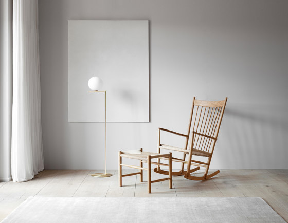Wegner J16 Rocking Chair by Fredericia Furniture