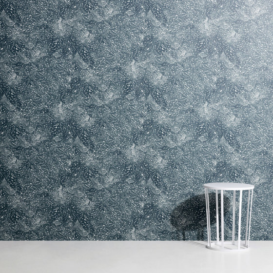 Dots   Copper wallpaper by Petite Friture