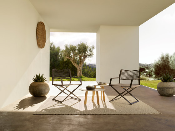 Regista Armchair by Tribù