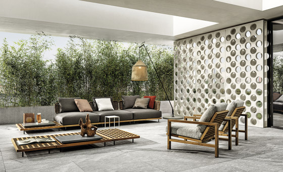 Quadrado armchair by Minotti