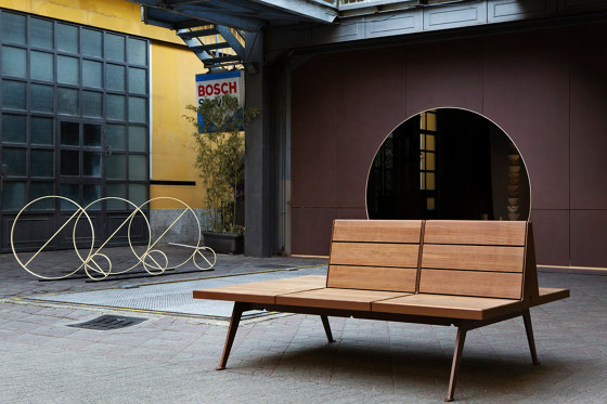 Atlas bench de Vestre