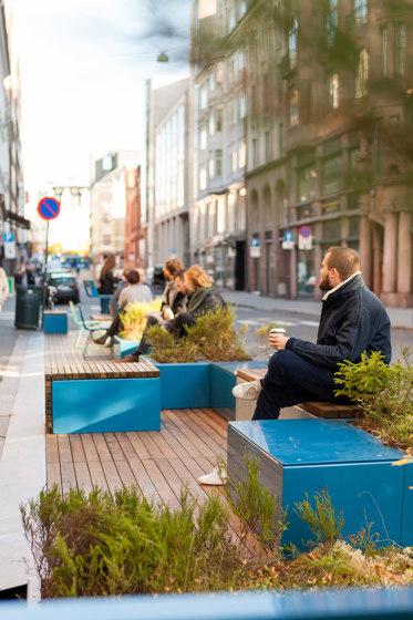Parklet 2.0 by Vestre