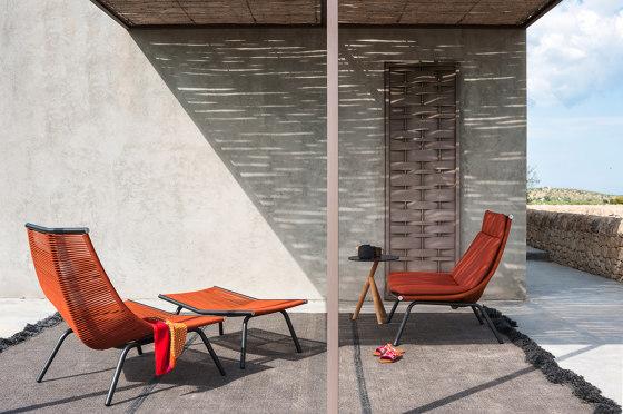 LAZE 002 | 004 High Backrest Lounge Chair by Roda
