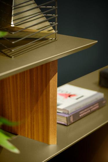 Libera 45 Modular Bookcase by Ronda design