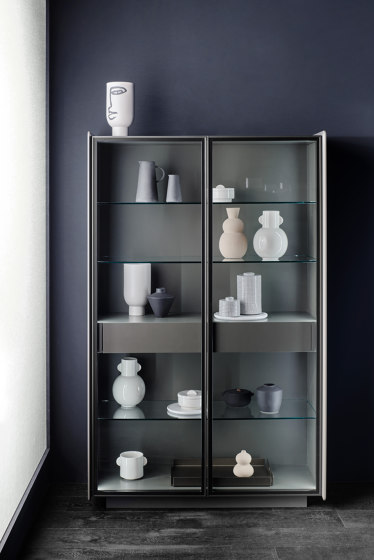 You 41 Highboard-Vitrine de Christine Kröncke