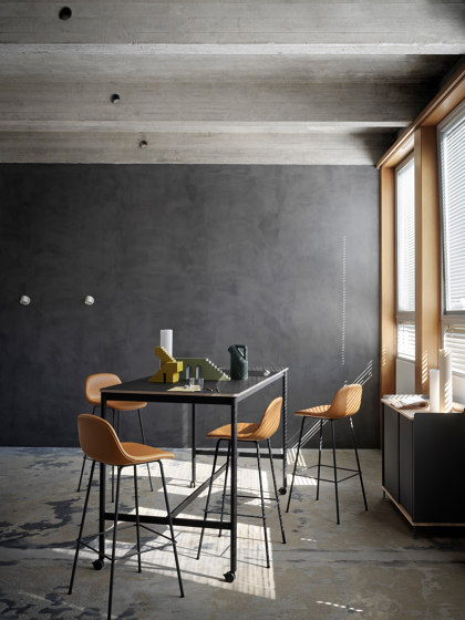 Base High Table | 190 x 50 H: 105 by Muuto