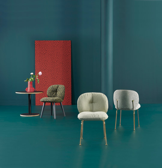 Mullit Chair With Wheels di Sancal