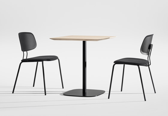 Okito Ply Dining Wooden seat by Zeitraum