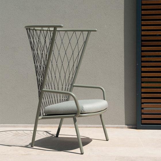 Nef Low Back Lounge Chair de emuamericas